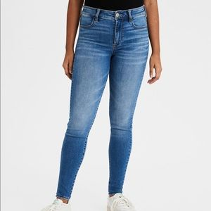 American Eagle Jeans Size 0R Hi-Rise Jegging